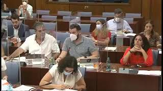 💥 Diputado de IU Andalucía cataloga como nazi el discurso de Abascal y Vox se enfada