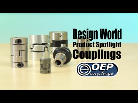 mechanical coupling types