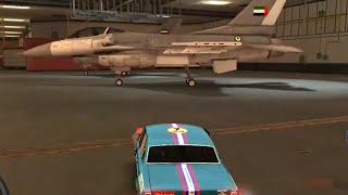 Aircraft Carrier Jet Drifting - Dubai Drift 2