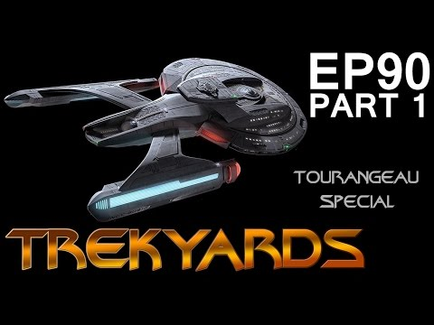 Trekyards EP90 - USS Titan (Part 1)