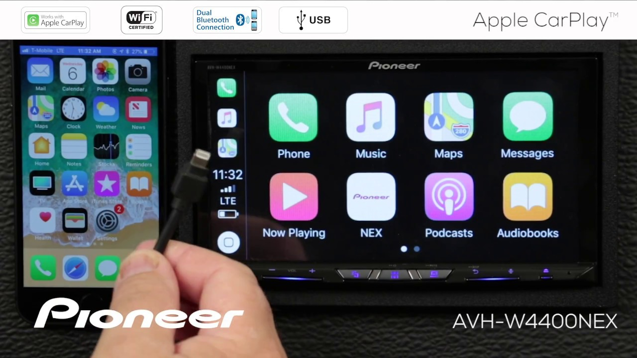 how to set up apple carplay with wireless connection on. Black Bedroom Furniture Sets. Home Design Ideas