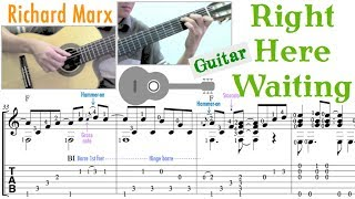 Right Here Waiting / Richard Marx (Guitar)