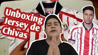 Unboxing del Nuevo Jersey de Chivas AP18/CL19 | Franklin_Xchavoz