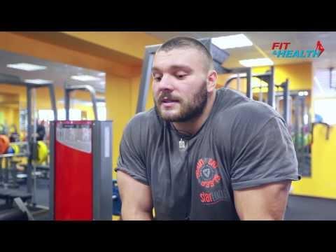 Александр Щукин: тренировка дельт и грудных мышц