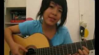 Love me tender - Thái Trinh cover