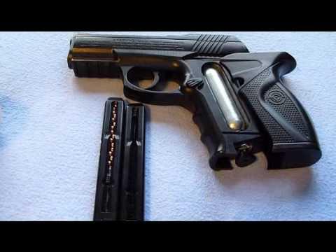 C11 airgun bb gun review youtube for Www bb