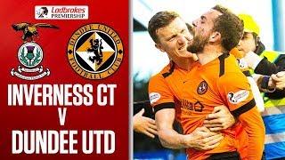 Inverness CT 0-1 Dundee Utd McMullan Puts Utd In Charge Of Tie Ladbrokes Premiership Pla ...