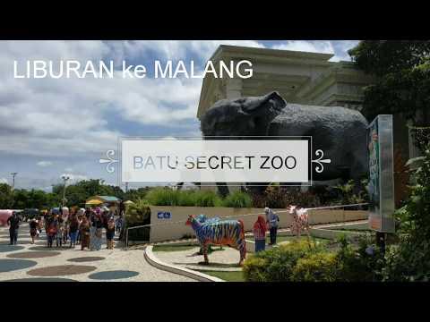 Liburan Ke Batu Secret Zoo Batu Malang 2 Jam Cukup