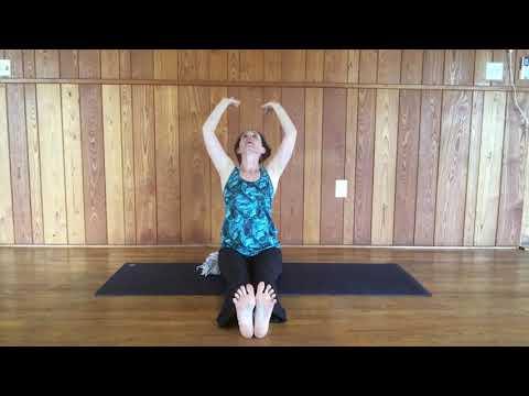 Summertime Yoga