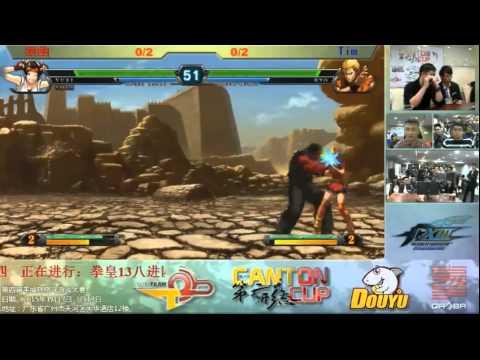 KOF XIII Yacheng Cup youyou vs Tim