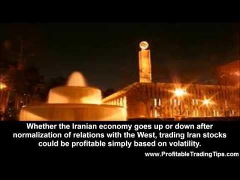 Trading Iran Stocks