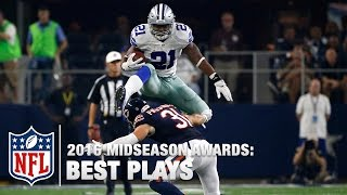 Top 10 Awards - Top 10 Plays | 2016 Midseason Awards | NFL