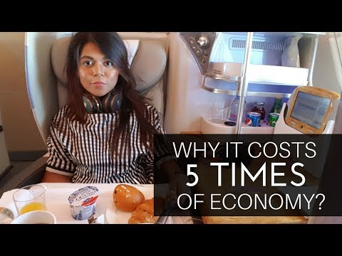 EMIRATES BUSINESS CLASS (A380): WORTH THE PRICE???