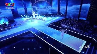 tim lai bau troi - tran quang dai - nhan to bi an season 1 liveshow