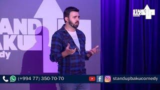Kənan Yusif (Stand UP Baku - 15-ci şou)