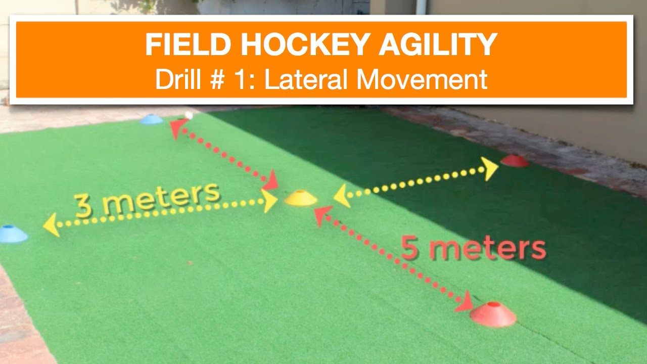 3 Field Hockey Drills You Can Do At Home