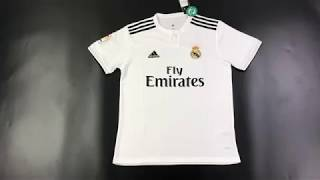 Real Madrid Jersey 2018-19 - cheapsoccerjersey.org