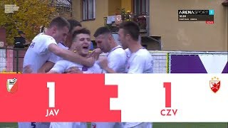 Javor - Crvena zvezda 1:1 | Pregled utakmice | Superliga Srbija