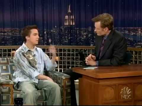 Conan O'Brien 'Frankie Muniz 11405