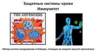 6.2 Иммунитет (8 класс) - биология, подготовка к ЕГЭ и ОГЭ 2019