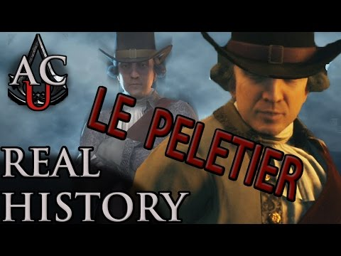 """Assassin's Creed: The Real History - """"Louis-Michel le Peletier"""""""