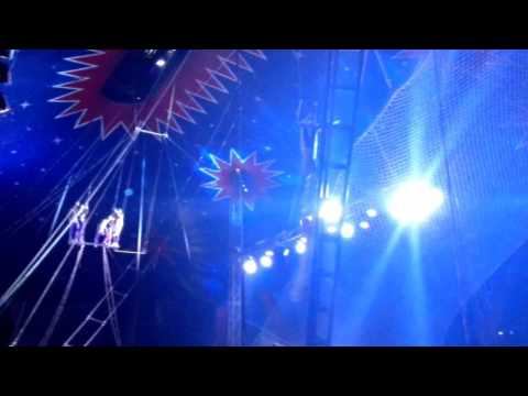 Circus Show - Oriental Circus Indonesia Margo City Depok Part 1 - Tiger Show & Gymnastics