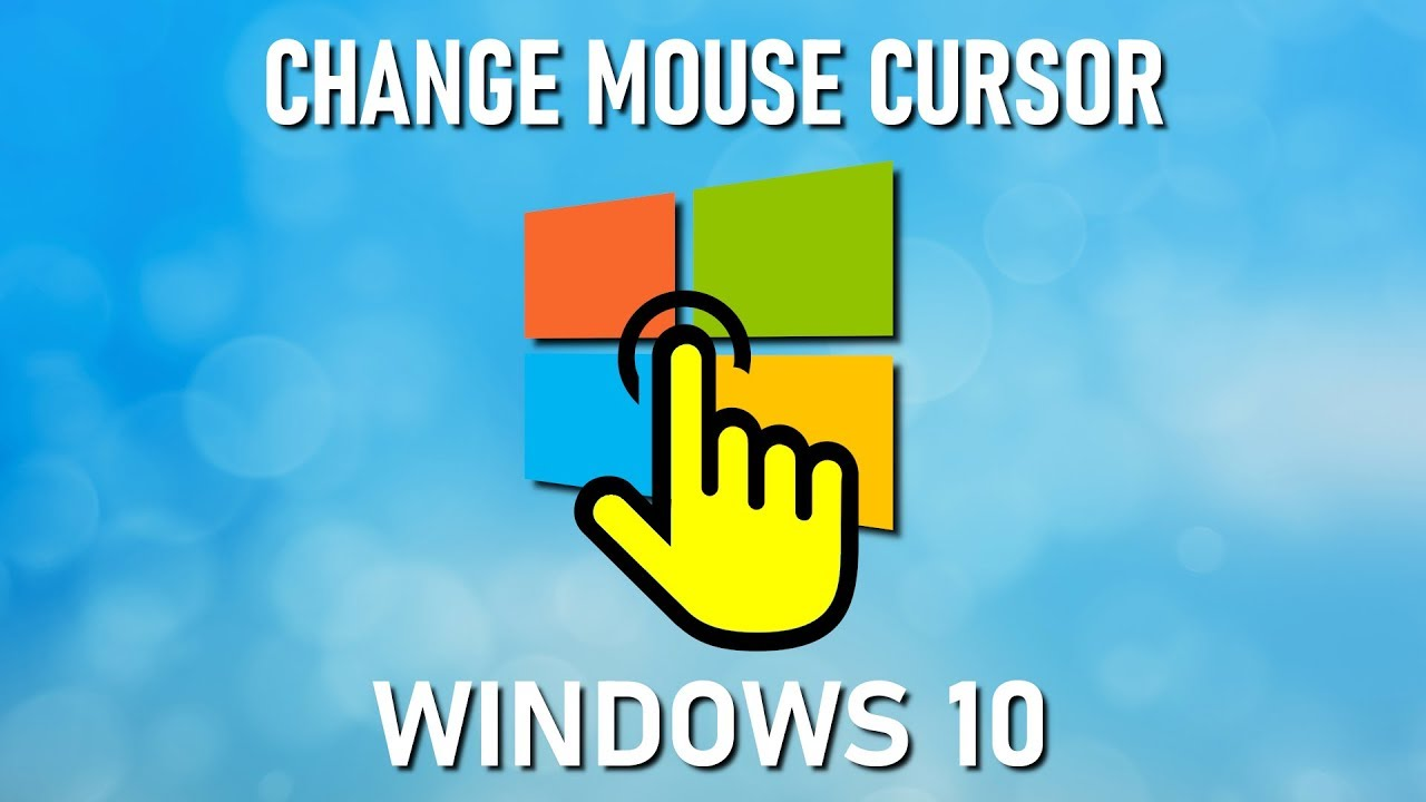 How to Change Your Mouse Pointer Color and Size in Windows 10