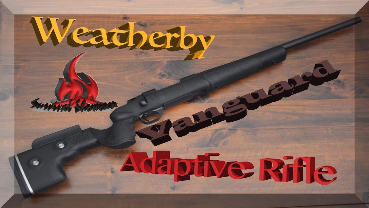 Weatherby VAC (Vanguard Adaptive Composite ) Rifle