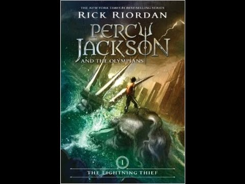 Percy Jackson And The Olympians The Lightning Thief Book