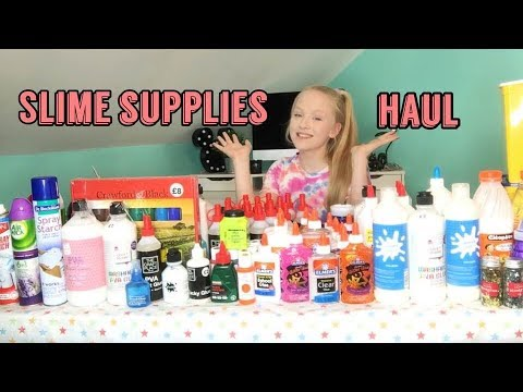 SLIME SUPPLIES UK & IRELAND / WHERE TO BUY & PRICES / EP 14