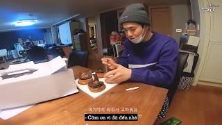 Vietsub | 찬열 & 엠큐 케이크 배달 (feat…