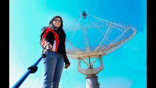 Biggest Radio Telescope in world - GMRT - Science Day - Breakfast Ride