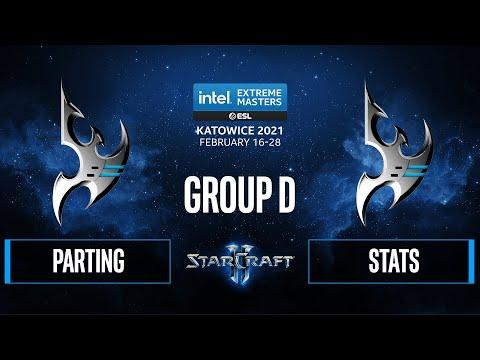 Parting vs Stats - IEM Katowice 2021 - Map 2