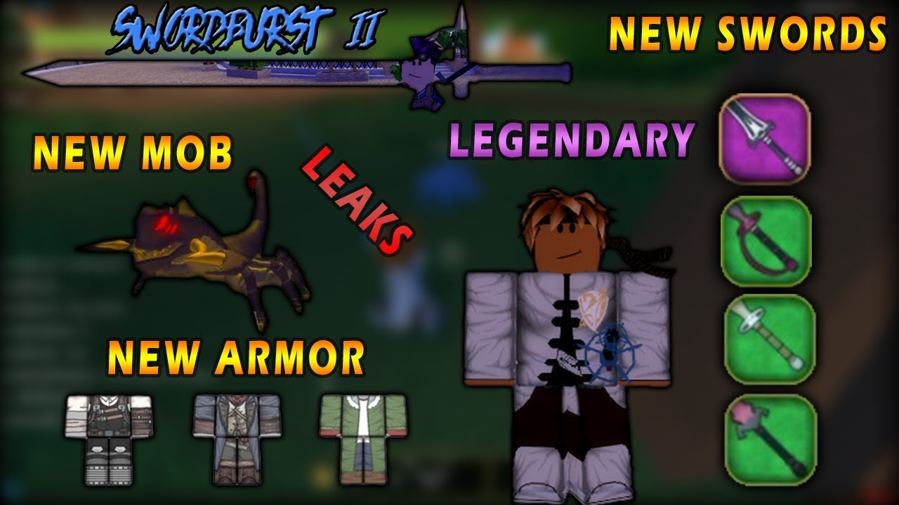 Roblox swordburst 2 floor 4 updates leaks swords armor for Floor 5 swordburst 2