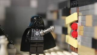 Dart Vader escape Granny