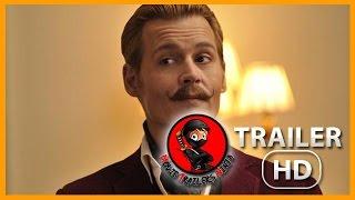 Mortdecai 2015 | Johnny Depp | Comedy Movie Trailer HD