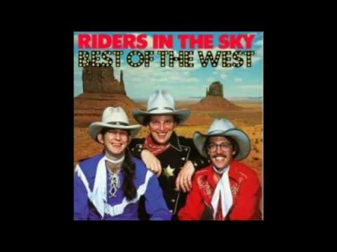 Riders in the Sky   Best of the West (full album)