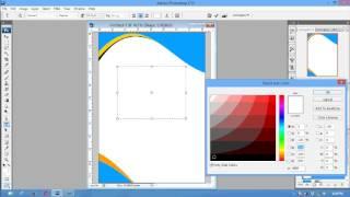 Membuat Sertifikat Sederhana dengan Photoshop 02 #26_m.@rt