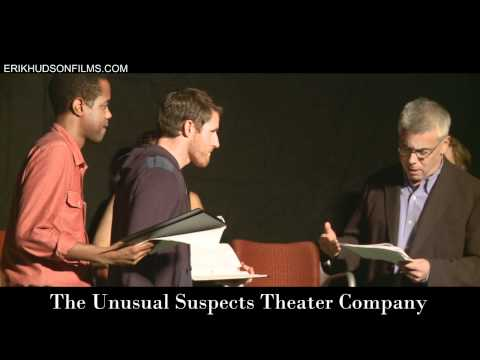 Unusual Suspects Celebrity Staged Reading