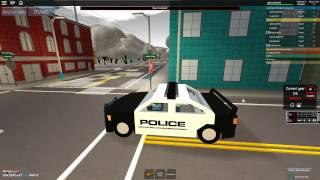 Roblox | Cop patrol #1