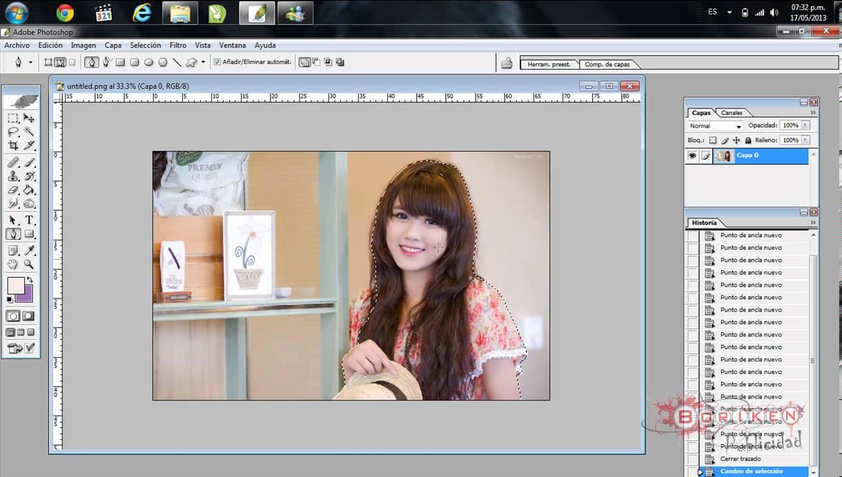 3 Maneras Fáciles de Recortar Tus Fotos en Photoshop CC ...