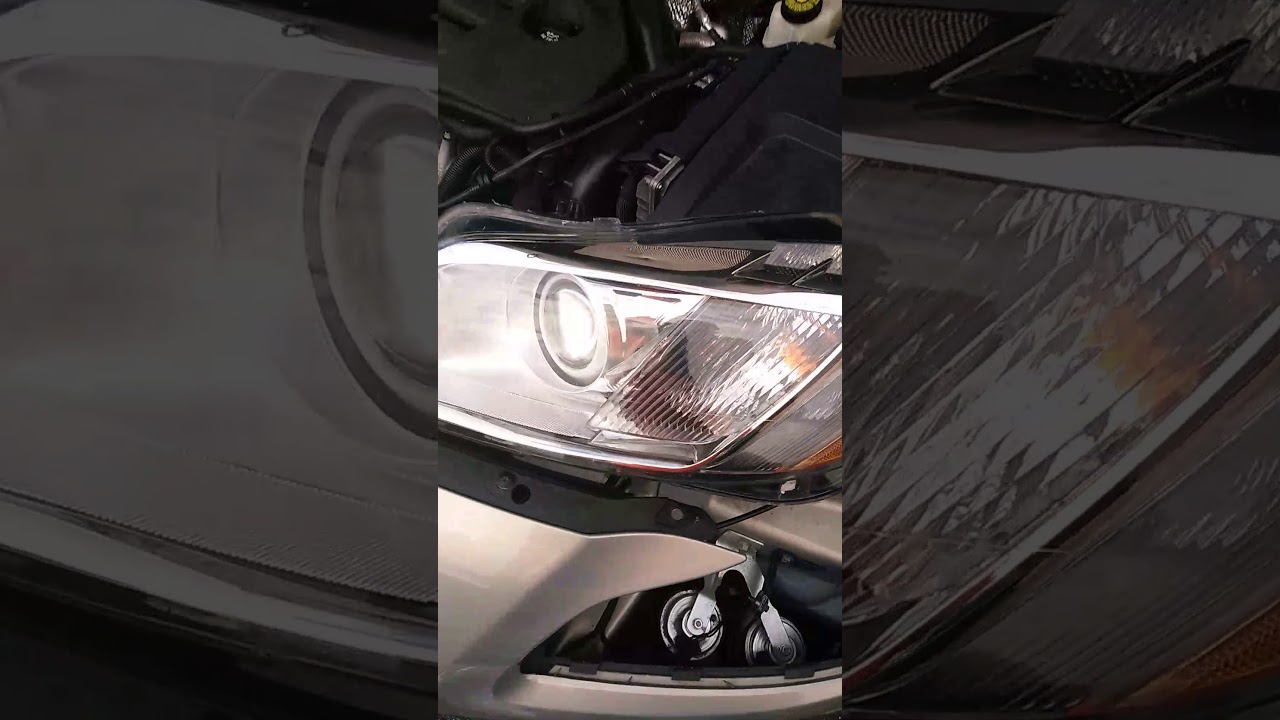 2017 Buick Regal Cxl Hid Headlight Fix