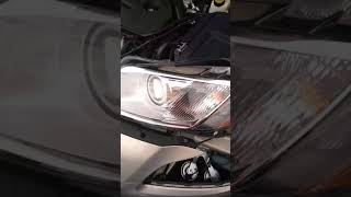 2011 Buick Regal cxl HID headlight fix