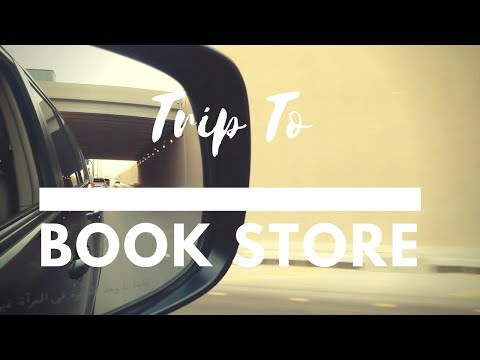 Trip to Book Store | Jarir | With NYK