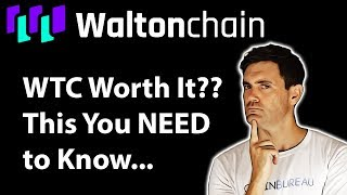 Waltonchain Review: What's up With WTC??