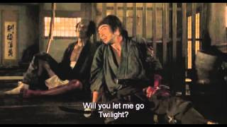 Video The Twilight Samurai (2002) - Seibei fights back download MP3, 3GP, MP4, WEBM, AVI, FLV Januari 2018