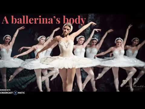 The Female Body in Classical Ballet Presentation - Yasmin, AH112