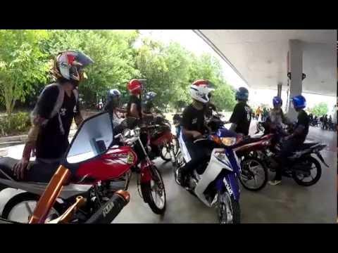 ROTS MALAYSIA & ROTS DUKERC ke Melaka melawat Adik Hajar