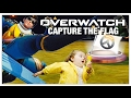 WHAT A WAY TO WIN !!! | Capture The Flag Gameplay | Overwatch