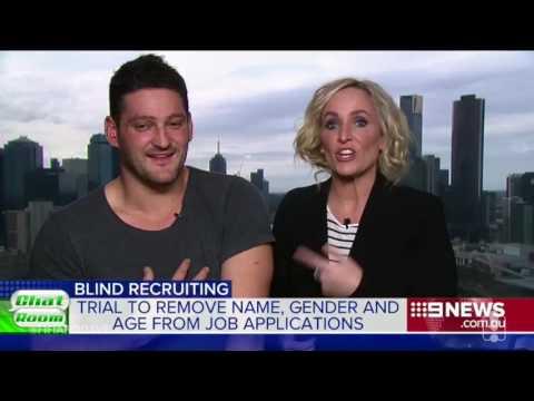Fifi And Fev's Blackout Challenge On National TV! | FoxFM Melbourne